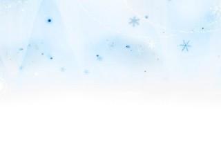 ファンタジックな雪の結晶(8パターン)