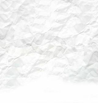 しわくちゃの紙(2パターン)