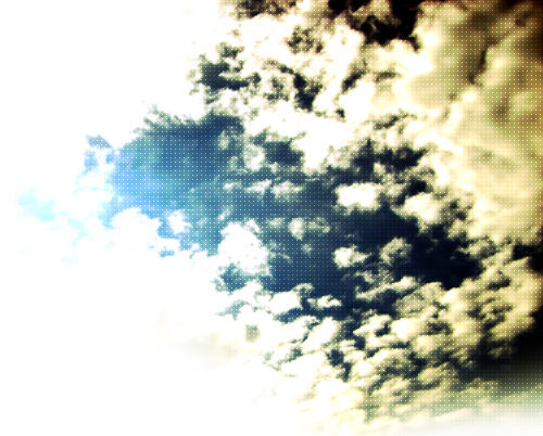 空の写真素材