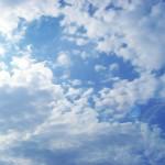 空とハレーション 差分:日中/夕方/夜