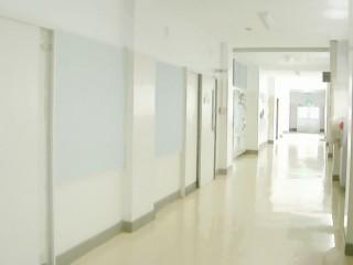 廊下 差分:日中/夕方/夜