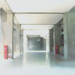 駐車場 差分:日中/夕方/夜