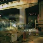 工事現場 差分:夕方/夜/夜(射光なし)