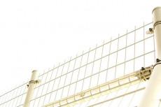 屋上のフェンス