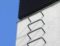 塔屋の写真素材