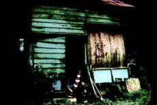 小屋の写真素材