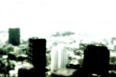 高層ビルの写真素材