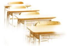 明るい教室