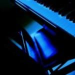 ピアノの写真素材