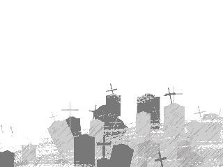 墓標イラスト(8パターン)