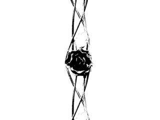 単色の薔薇(4パターン)