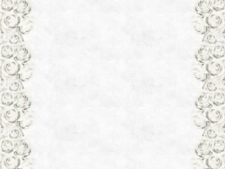ザラついたテクスチャと汚しのある薔薇(2パターン)