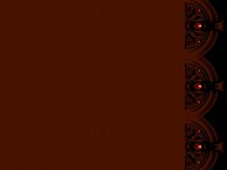 木彫りの装飾のような壁紙(12パターン)
