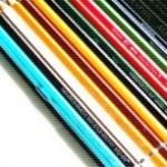 色鉛筆の写真素材(3パターン)