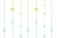 グラデーションのドット(透過GIF)(10パターン)