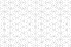 シンプルな麻の葉文様(12パターン)