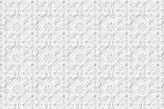細かい網目のような幾何学模様(4パターン)