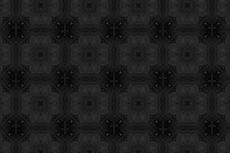 タイル状のシックな幾何学模様(4パターン)