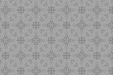 レースのような柄の幾何学模様(4パターン)