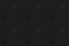 チェックと百合の紋章(10パターン)