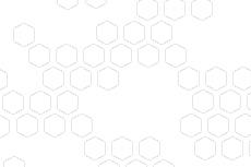 シンプルなヘキサゴン模様(透過GIF)(14パターン)