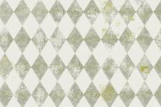 汚れた風合いのダイヤチェック(4パターン)
