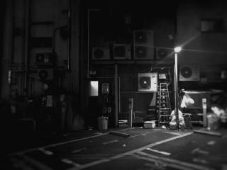 【高解像度】掃き溜めの灯