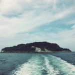 【高解像度】遠ざかる離島