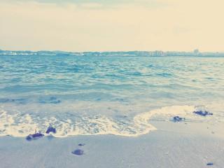 【高解像度】あの日の海