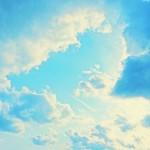 【高解像度】太陽を隠す鮮やかな雲