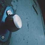 【高解像度】錆びた扉とドアノブ(3パターン)