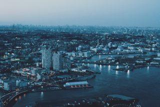 【高解像度】横浜の街並み(3パターン)