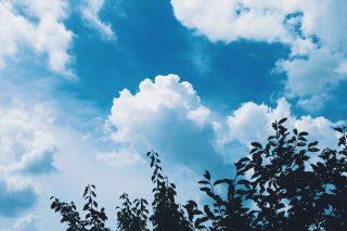 【高解像度】夏の空(3パターン)