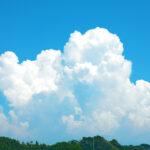 入道雲(3パターン)